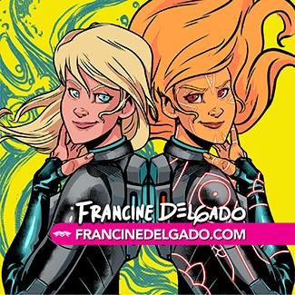 Francine Delgado