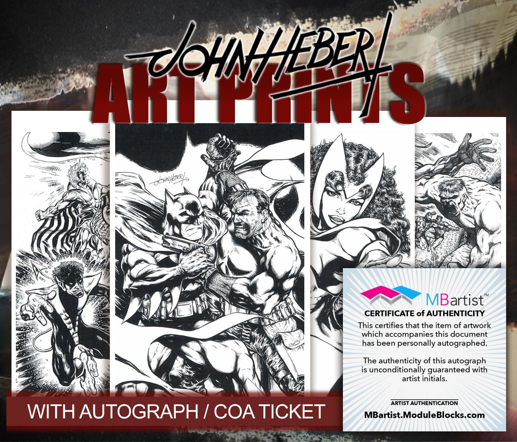 John Hebert: Art Prints